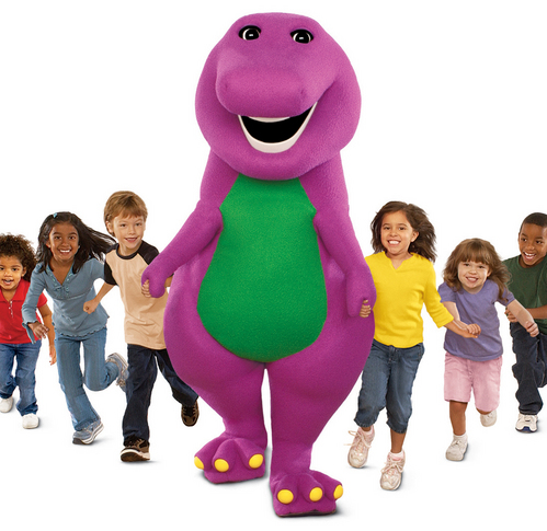 but enough about them 5 barney vs teletubbies fight