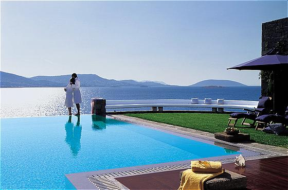 Royal Villa at Grand Resort Lagonissi, Athens, Greece