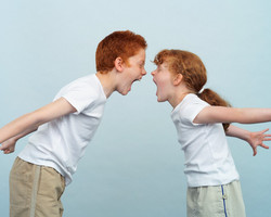 How to Ease Up Sibling Rivalry