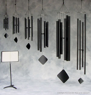 Music of the Spheres Wind Chimes