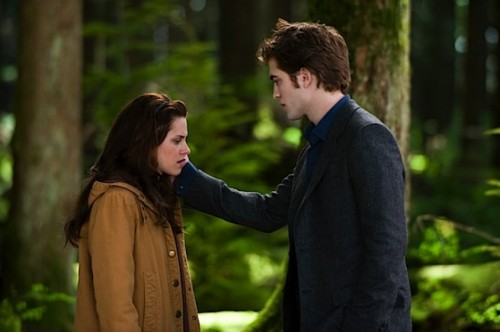 Edward breaking-up with Bella