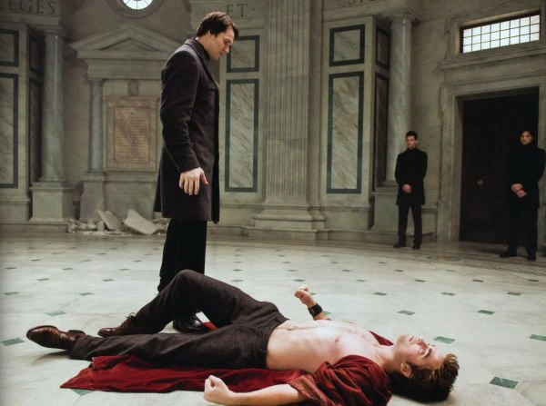 The Fight with the Volturi