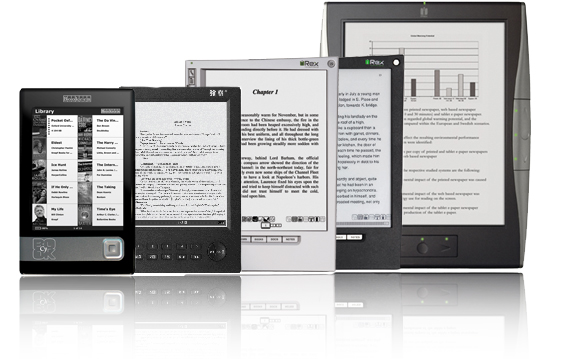 eReaders and eBook Players
