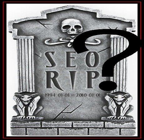 Who Says SEO Is Dead