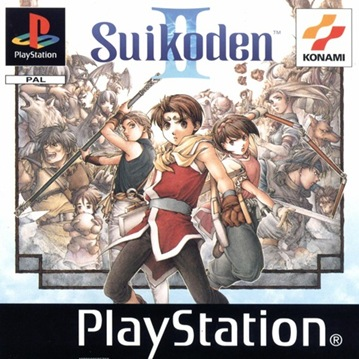 The Suikoden Series for the Playstation