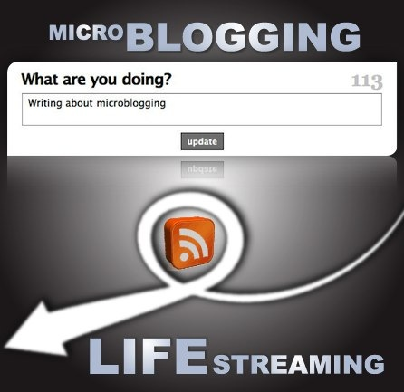 microblogging and lifestreaming